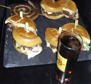 les Tapas et plats de notre bar- brasserie